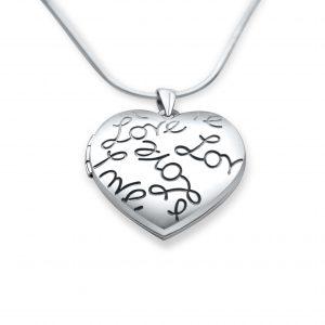 Love Love Love Locket